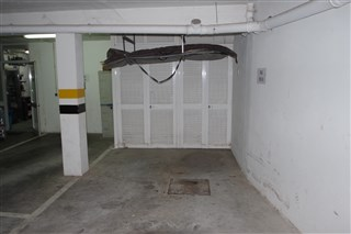 Car parking with storage