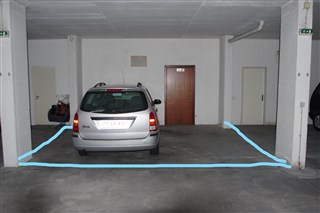 Double parking space + Closed Storage